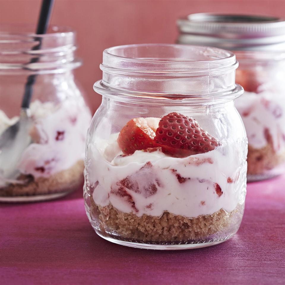 Cheesecake In A Jar Recipe Allrecipes Com Allrecipes