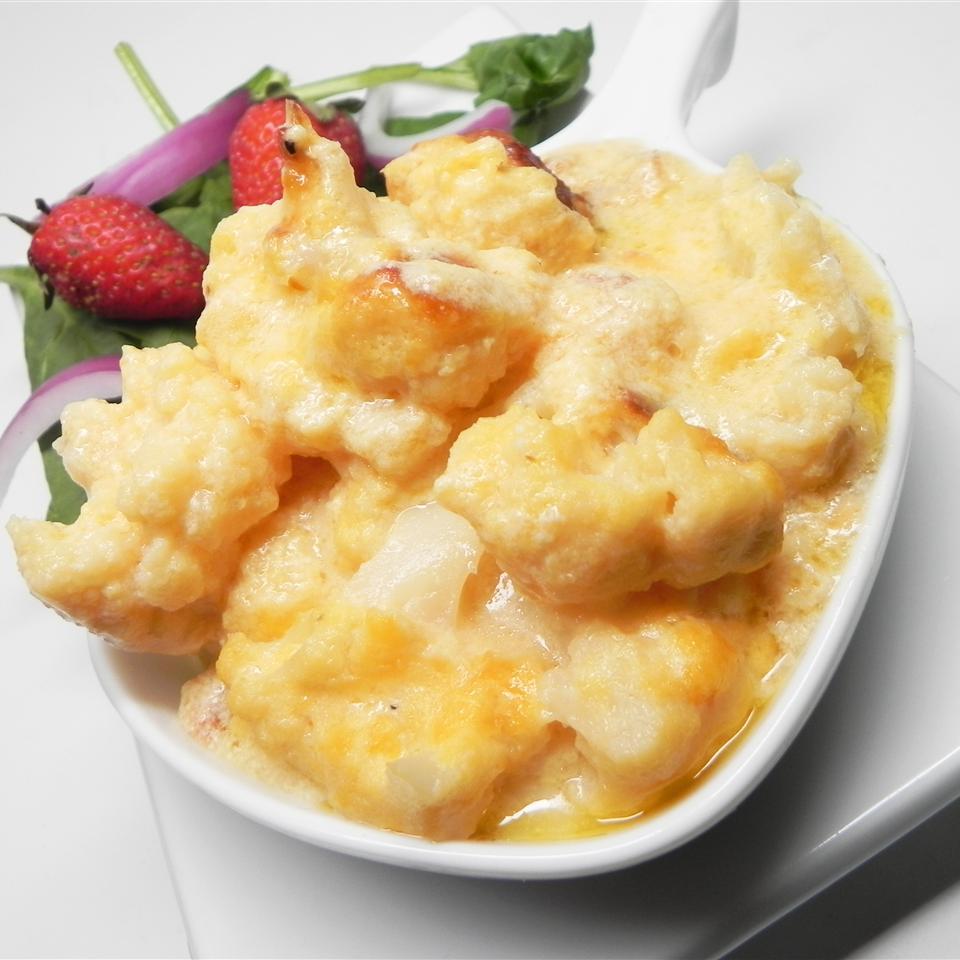 Cauliflower 'n Cheese