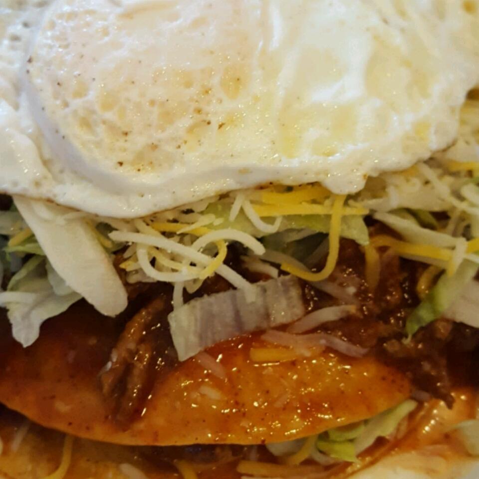 Enchiladas - New Mexico Style ngoodnight