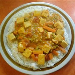 Coconut Tofu Keema MJ