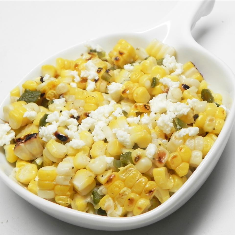 Hatch Chile Corn
