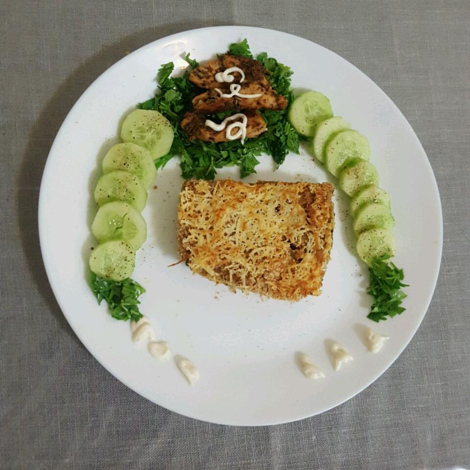Scalloped Cabbage Ruchi K