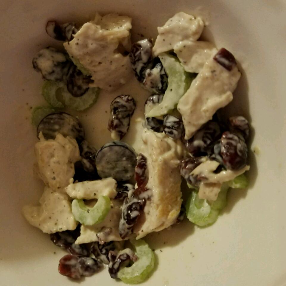 Cherry Chicken Salad Jencie Scully