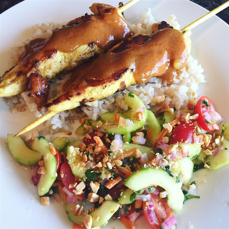 Thai Chicken Satay STACEYLYNN0822