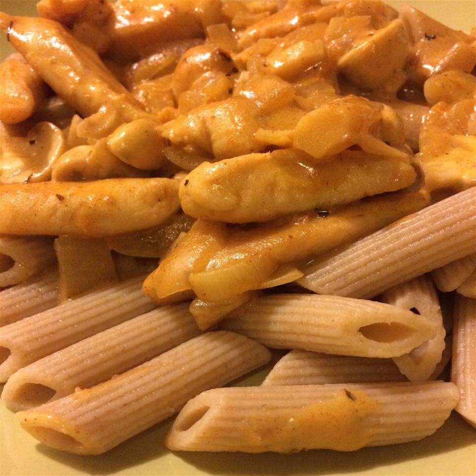 Sour Cream Chicken Paprika
