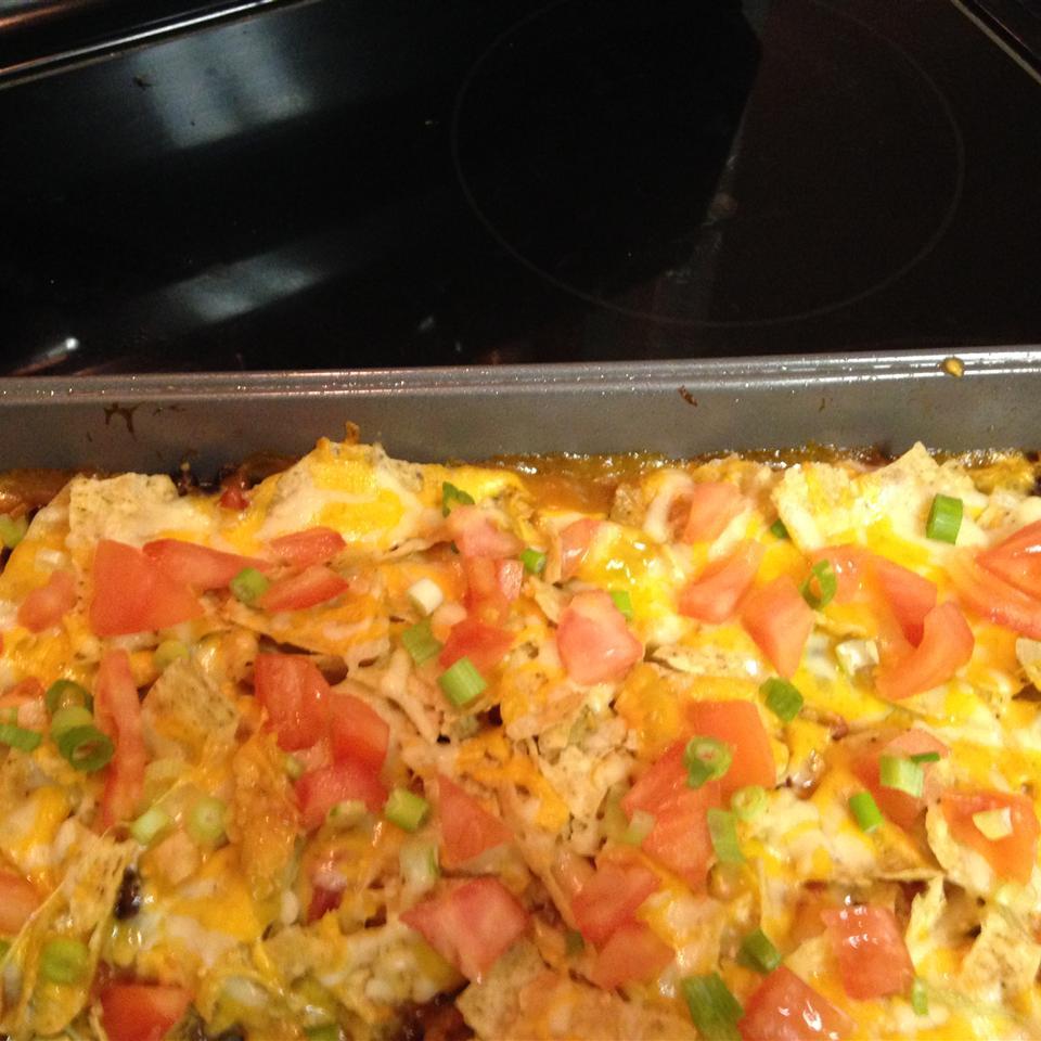 Chicken Taco Casserole ashleyp315