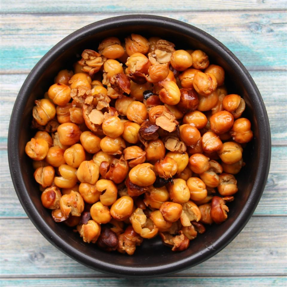The Best Dry-Roasted Chickpea Recipe