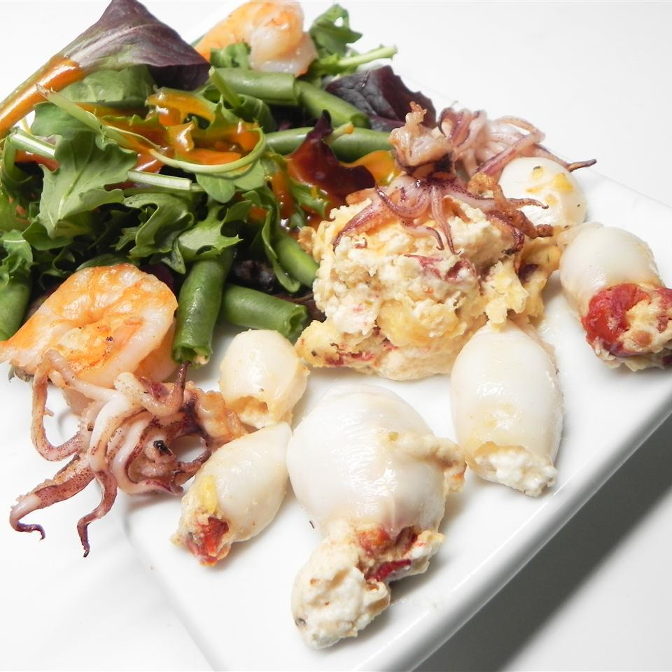 Chef Nick's Amazing Calamari