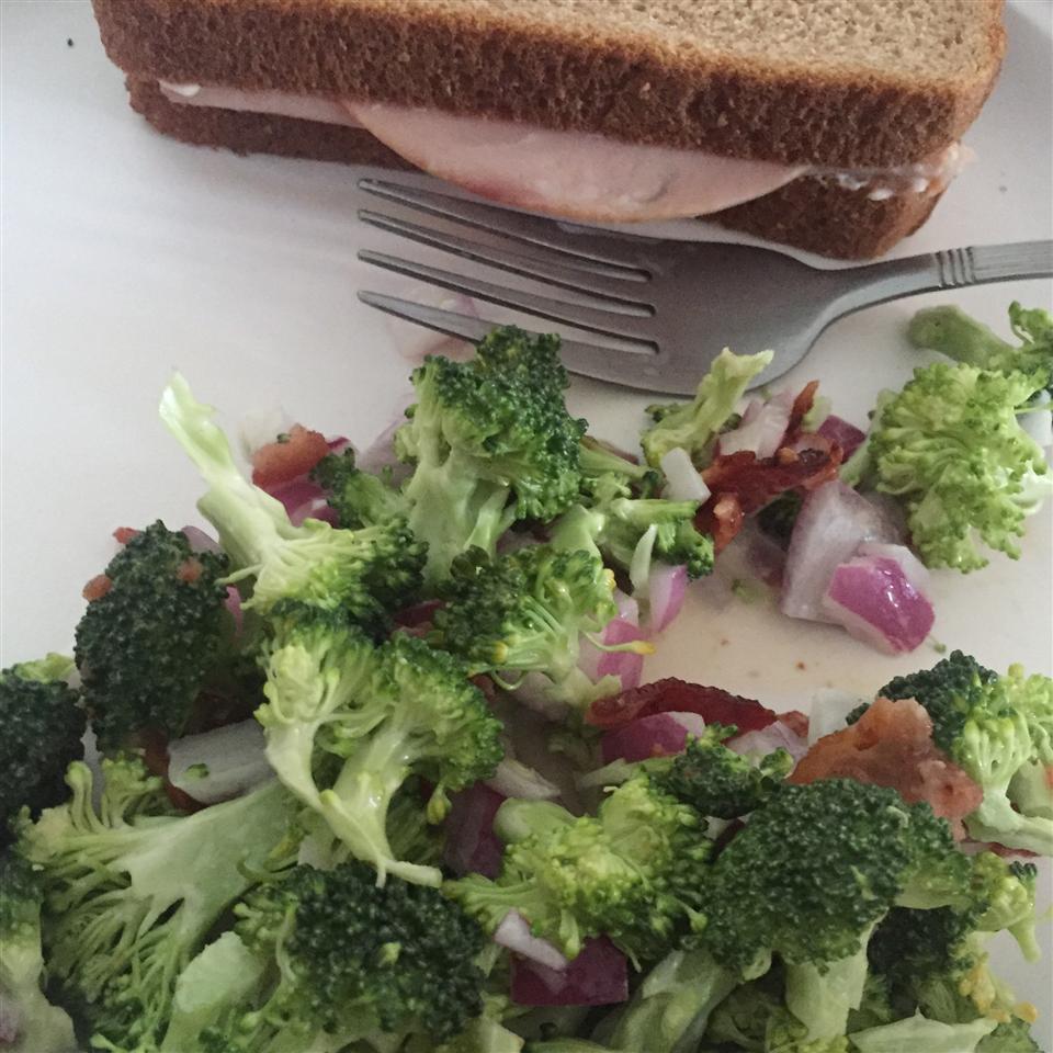 Broccoli Raisin Salad ed smith