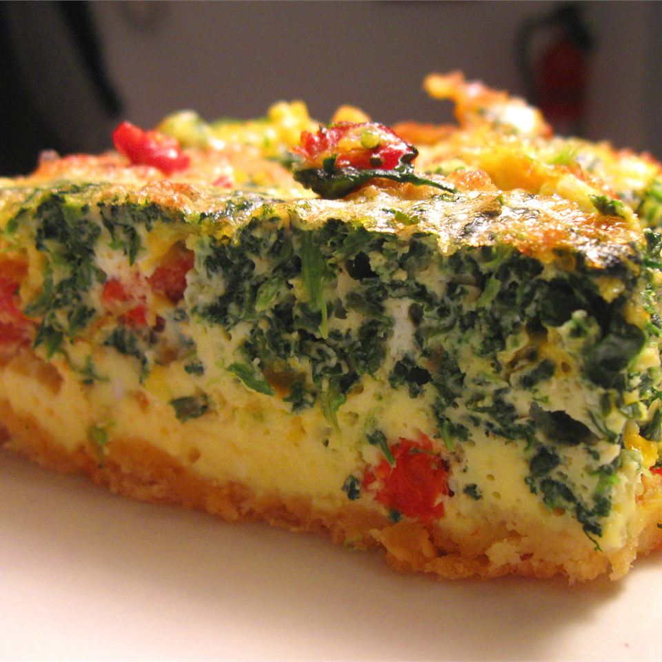 Quick Shortcut Quiche