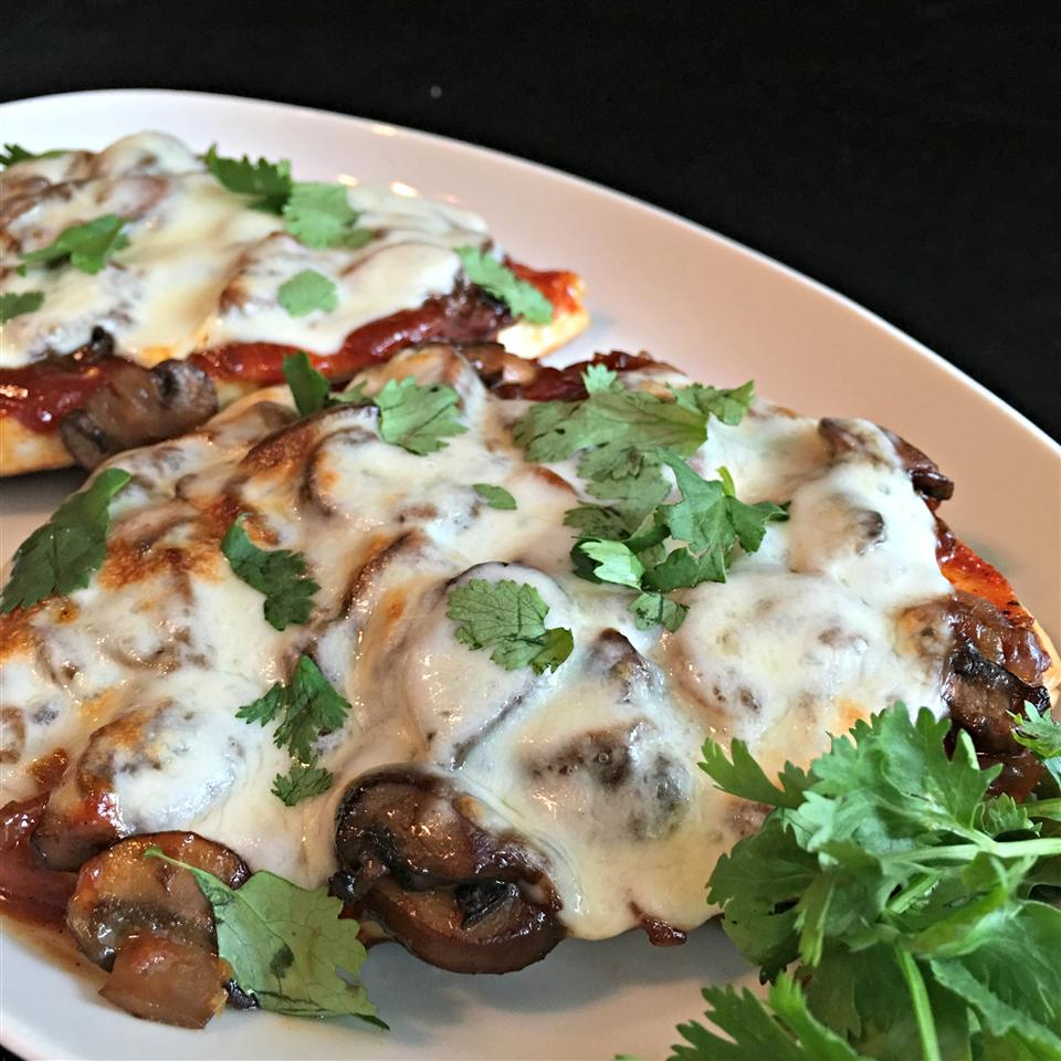 Grilled Kansas City Smothered BBQ Chicken Happyschmoopies