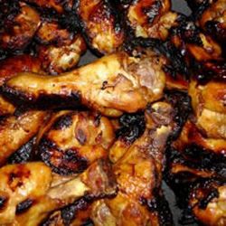 Grilled Buffalo Wings R8CHEL