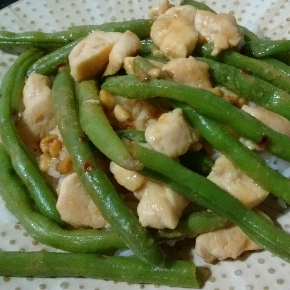 Erin's Indonesian Chicken seasha
