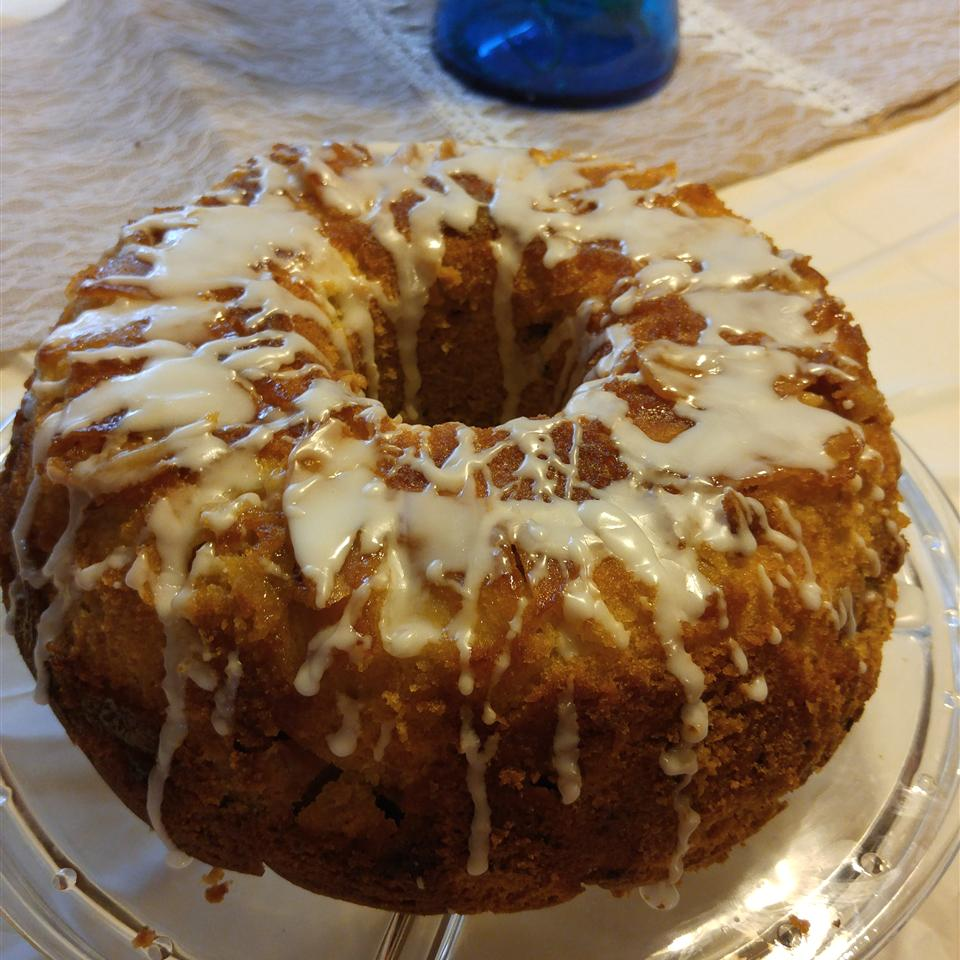 Jewish Apple Cake from Bubba's Recipe Box