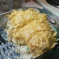 Veggie Chicken Rice Casserole Jennifer