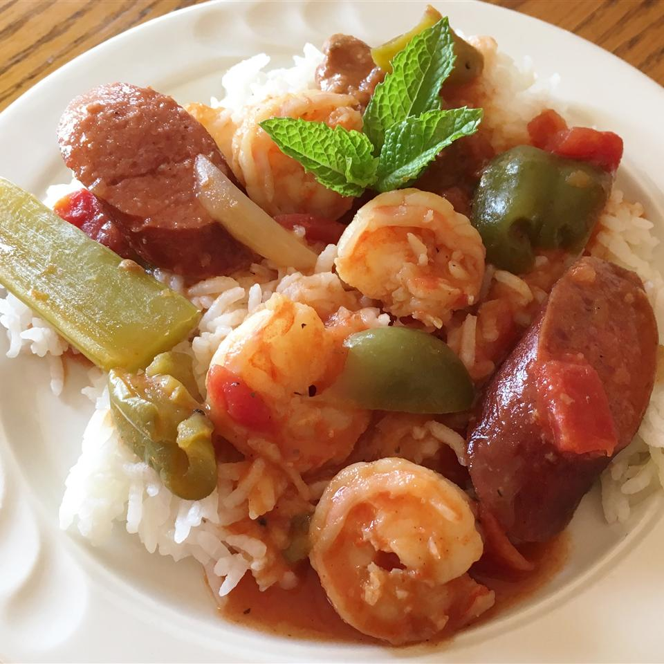 Easy Crowd-Pleasing Jambalaya