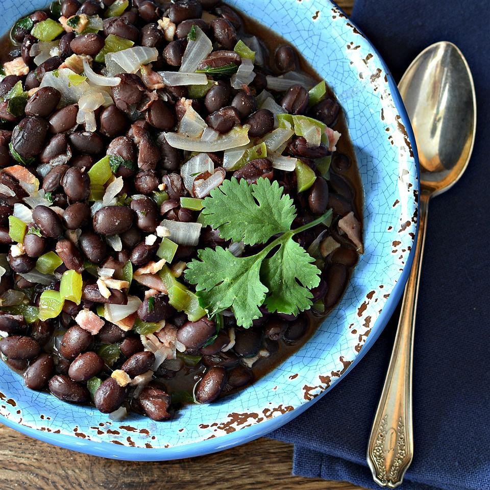 Easy Brazilian Black Bean Stew