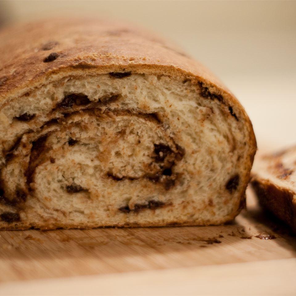 Kalacs (Hungarian Cinnamon Swirl Bread) wisweetp