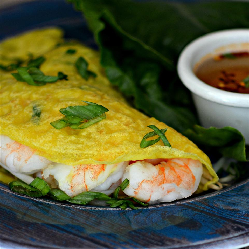 Banh Xeo Vietnamese Crepes Recipe Allrecipes