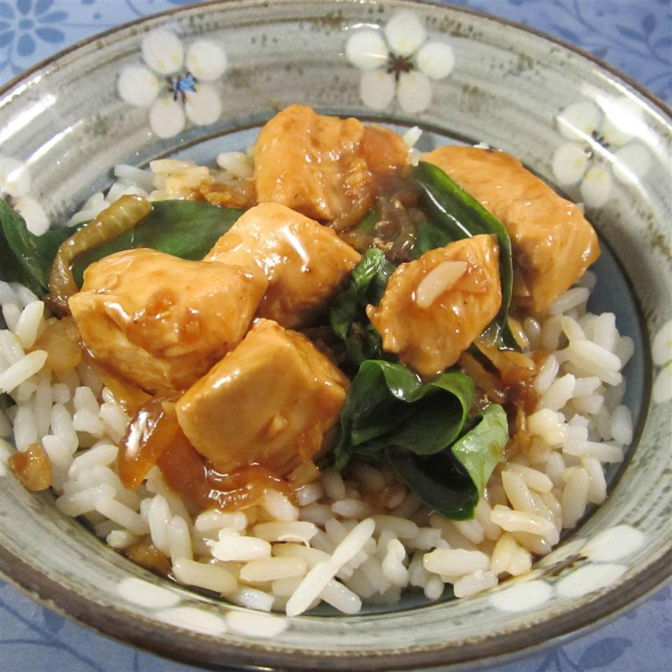 Authentic Thai Basil Chicken (Very Easy and Fast) Nancy Gibson
