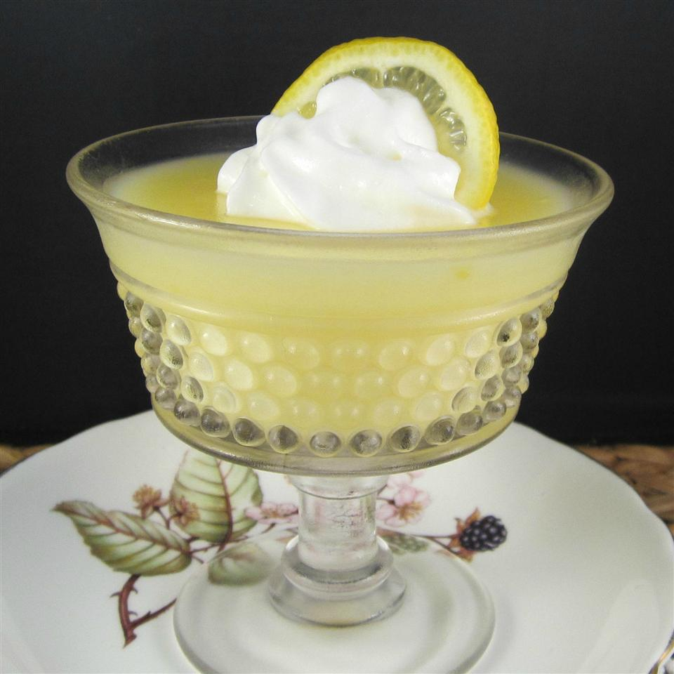 Old-Fashioned Lemon Pudding