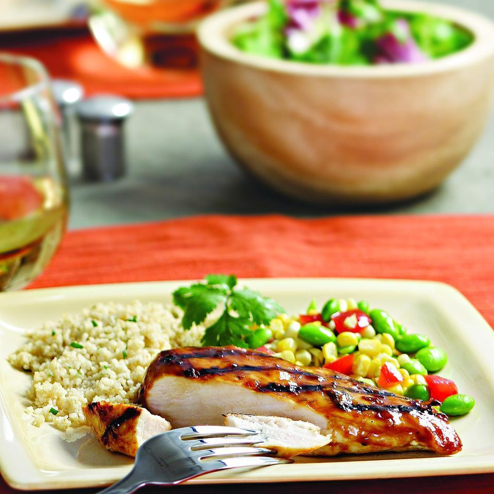 Chipotle-&-Orange Grilled Chicken EatingWell Test Kitchen