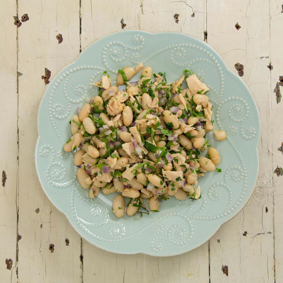 Tuna & White Bean Salad Ruth Cousineau