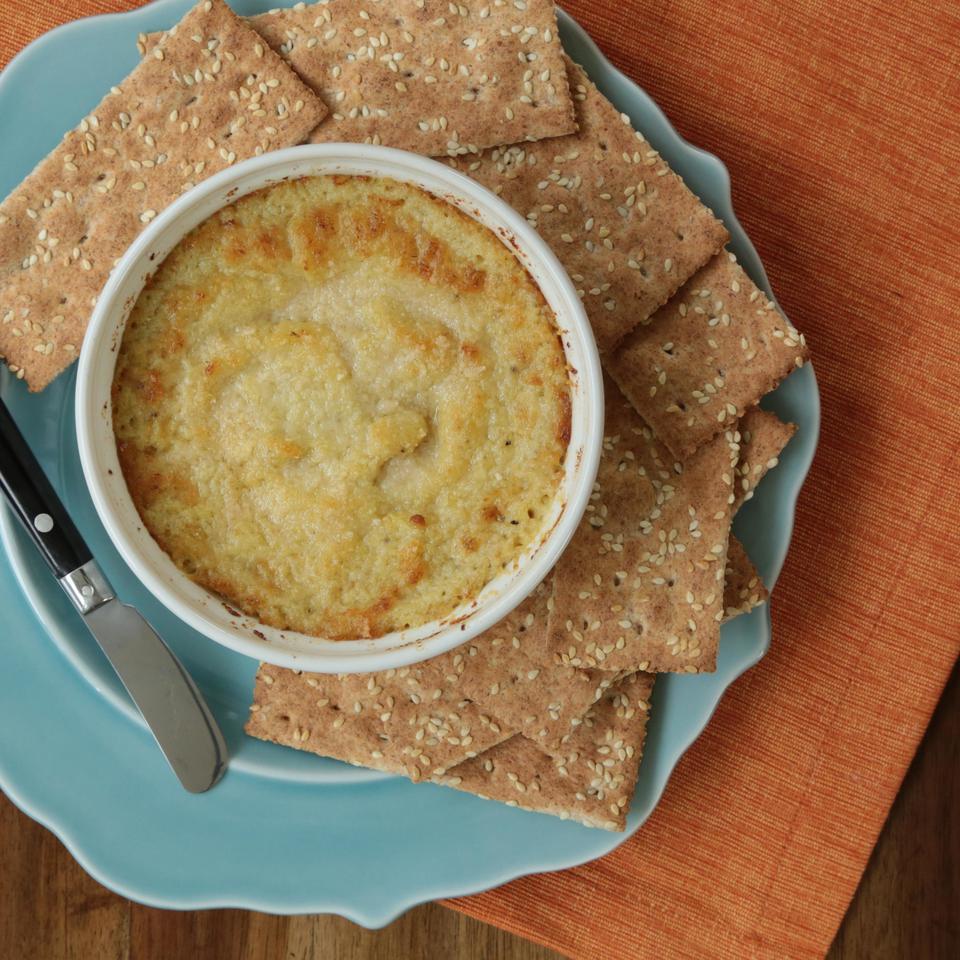 Hot Artichoke Dip EatingWell Test Kitchen
