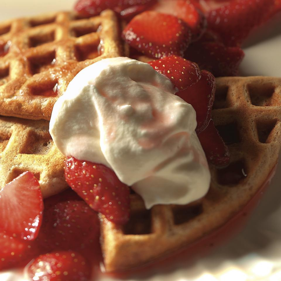 Multi-Grain Waffles Patsy Jamieson
