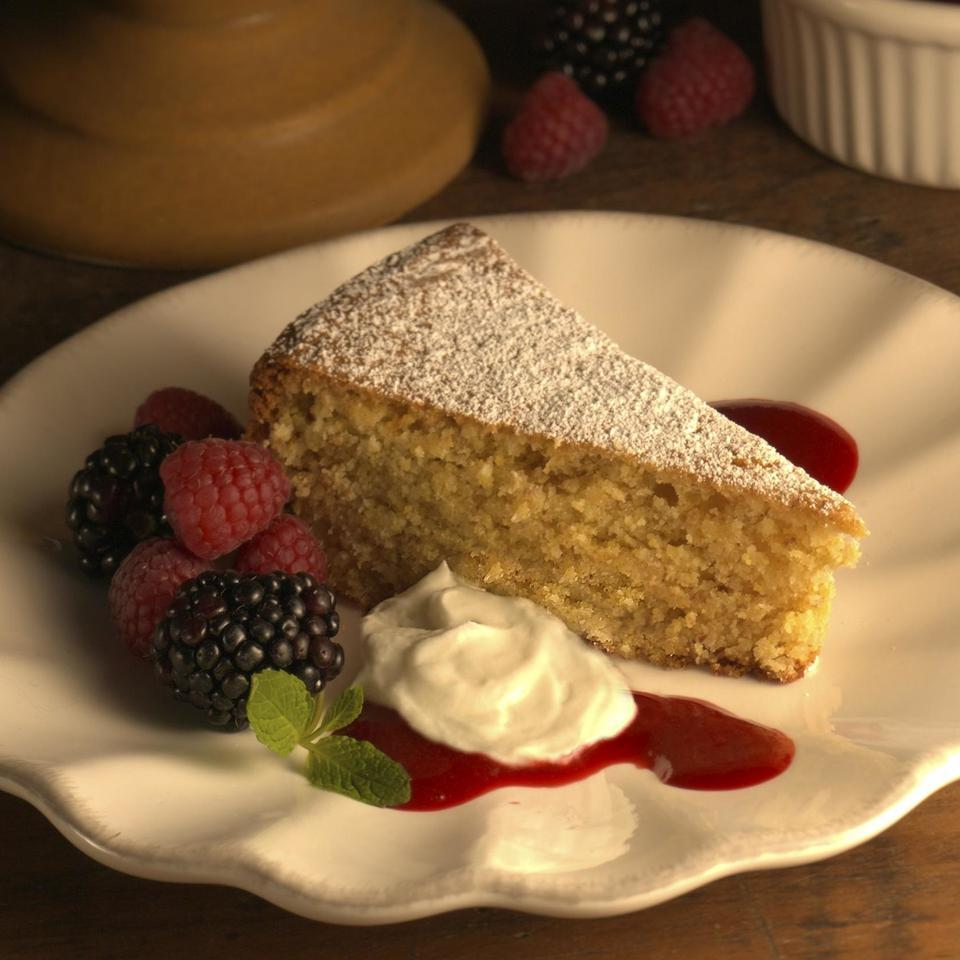 Vanilla Cream EatingWell Test Kitchen