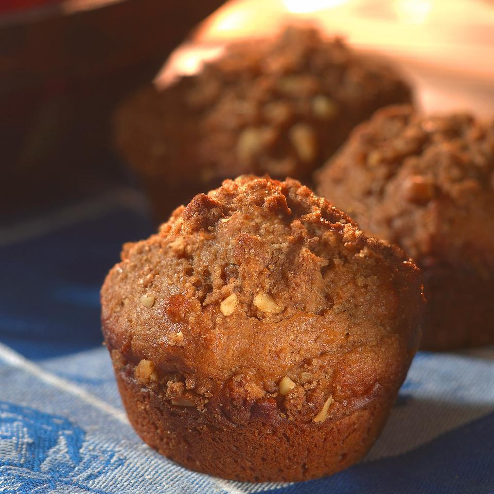 Spiced Apple Cider Muffins Patsy Jamieson