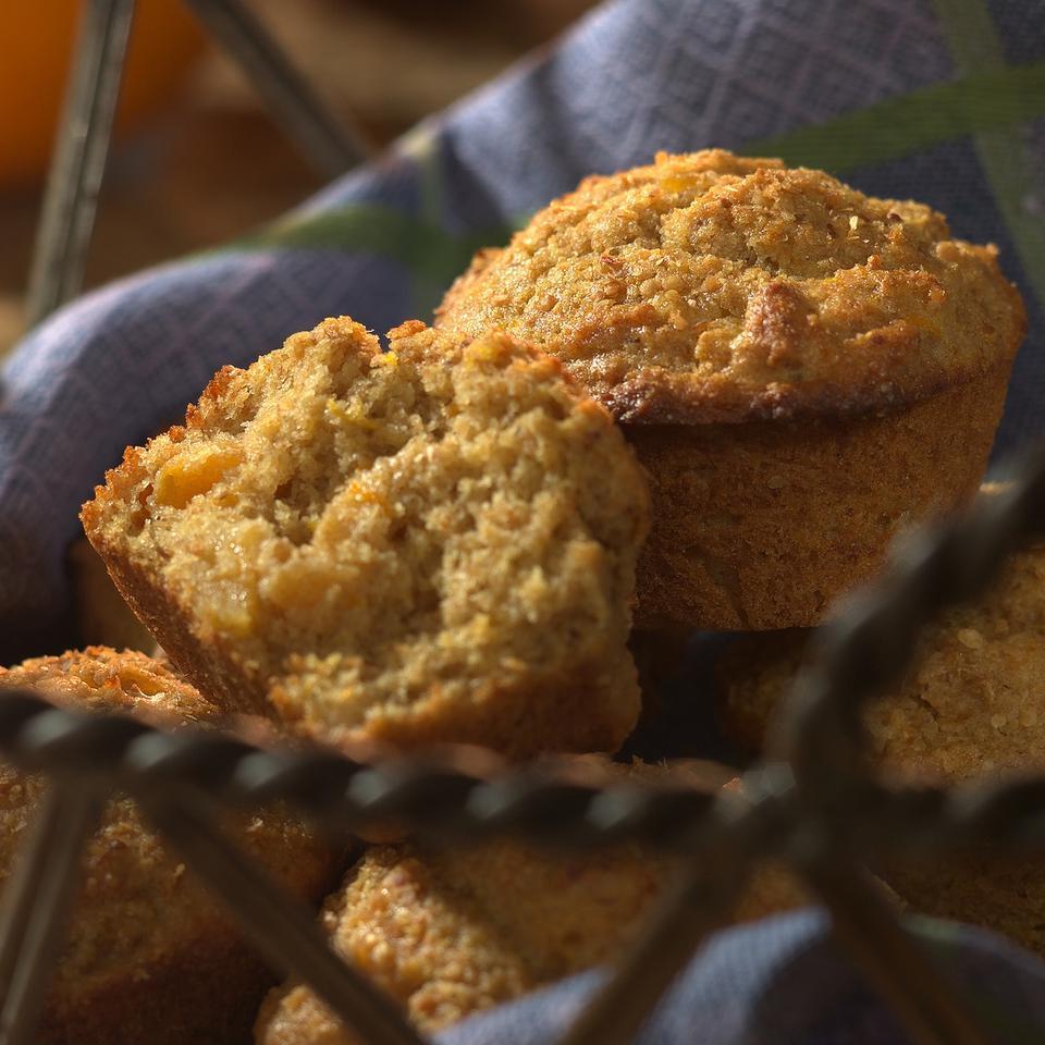 Apricot-Wheat Germ Muffins Patsy Jamieson