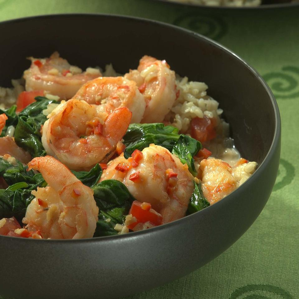 South Pacific Shrimp EatingWell Test Kitchen