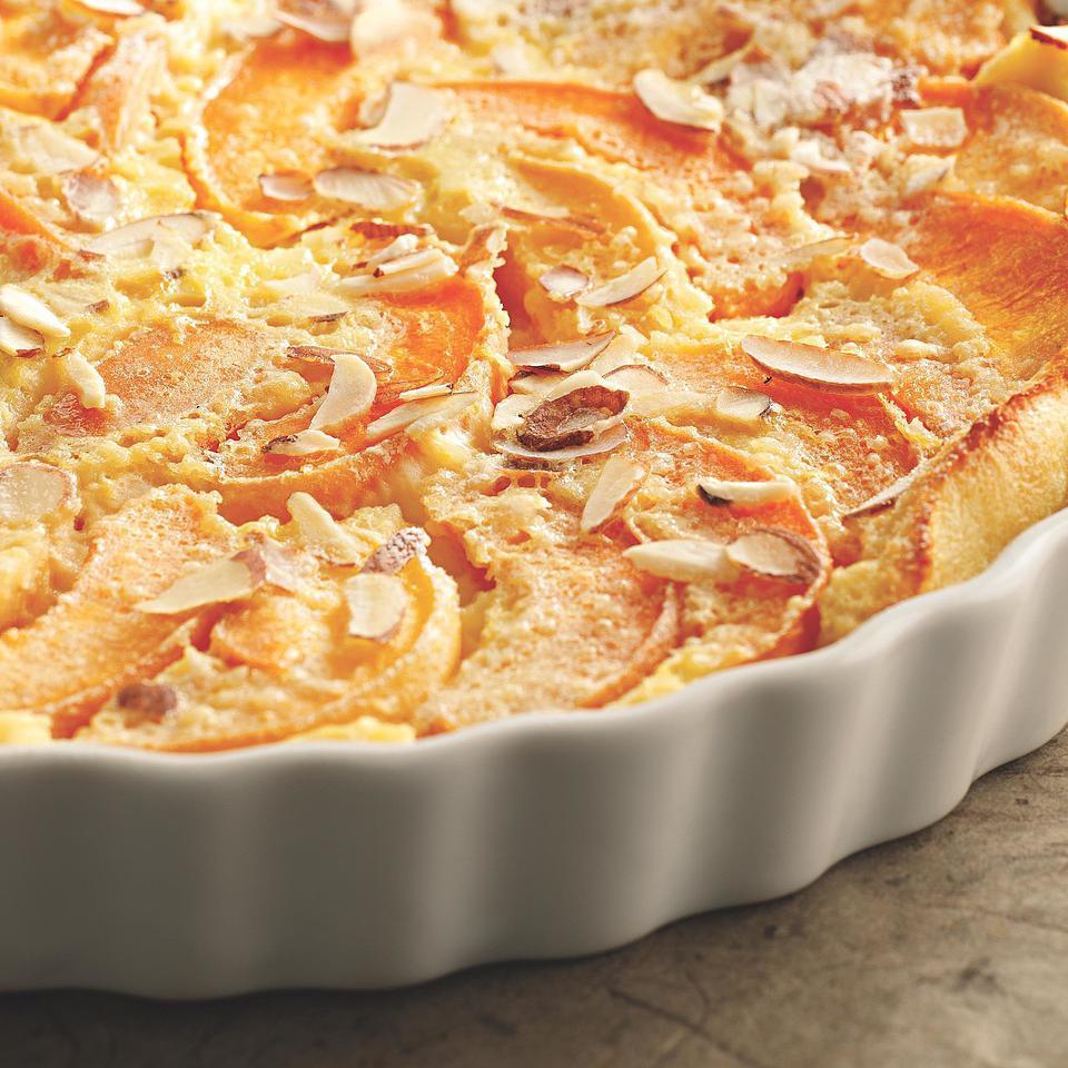 Apricot-Almond Clafouti Victoria Abbott Riccardi