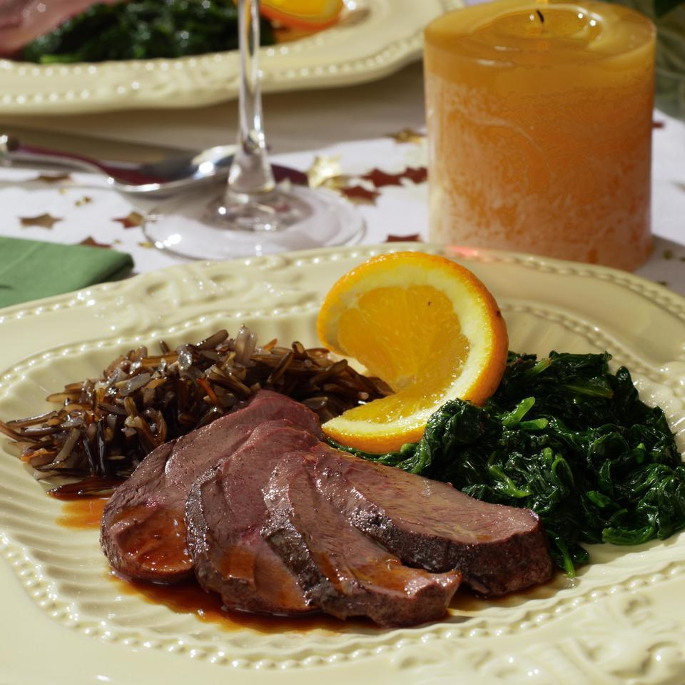 Five-Spice Roasted Duck Breasts EatingWell Test Kitchen