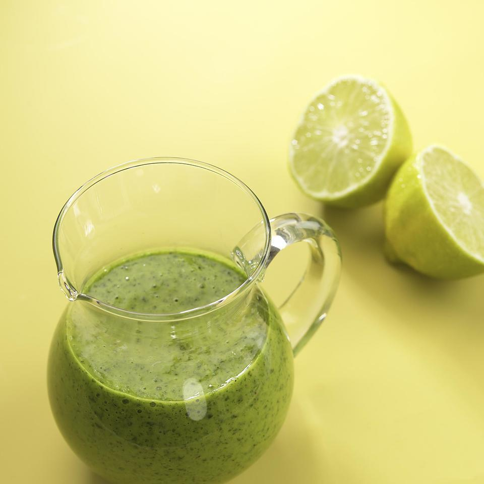 Cilantro-Lime Vinaigrette EatingWell Test Kitchen