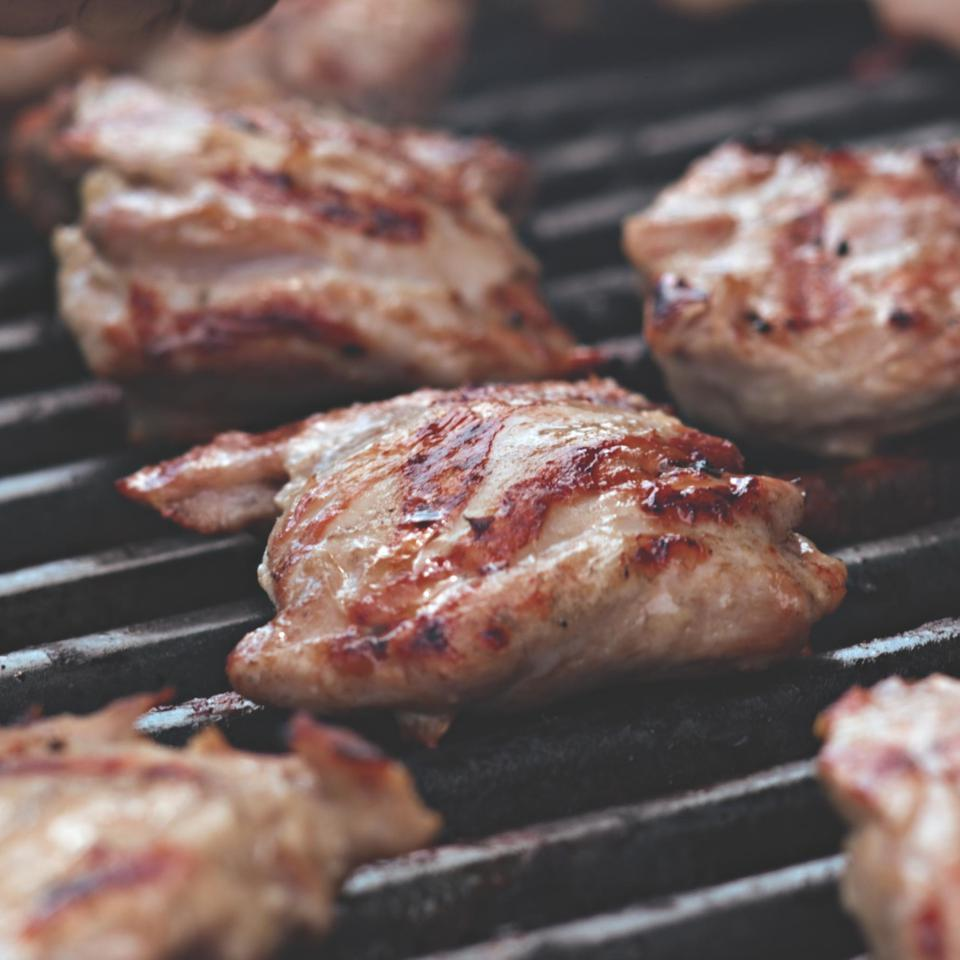 Shaker-Style Smoked Chicken Thighs EatingWell Test Kitchen