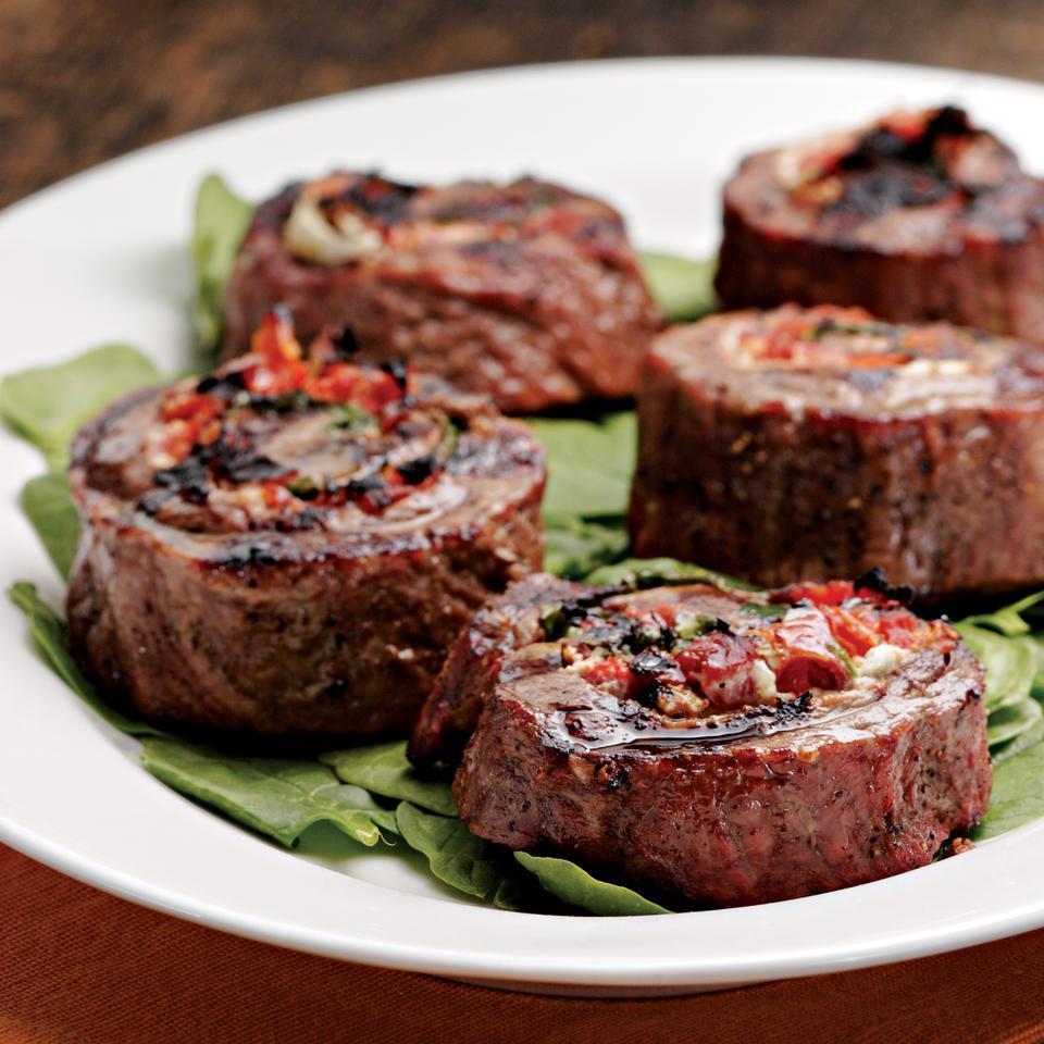 Flank Steak Pinwheels Jessie Price