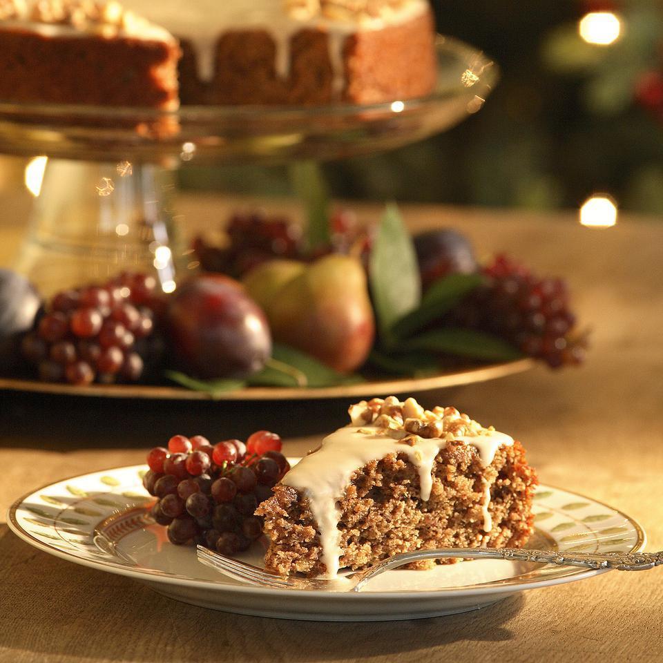 Maple Walnut Cake EatingWell Test Kitchen