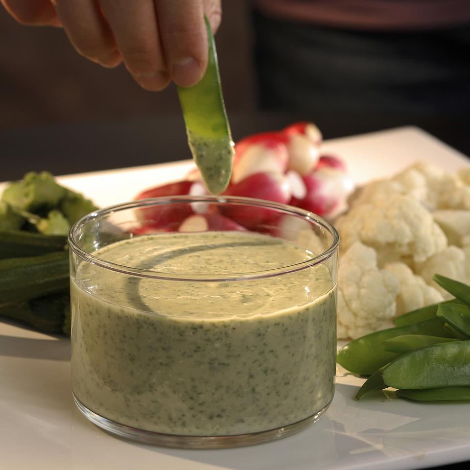 Feta & Herb Dip EatingWell Test Kitchen