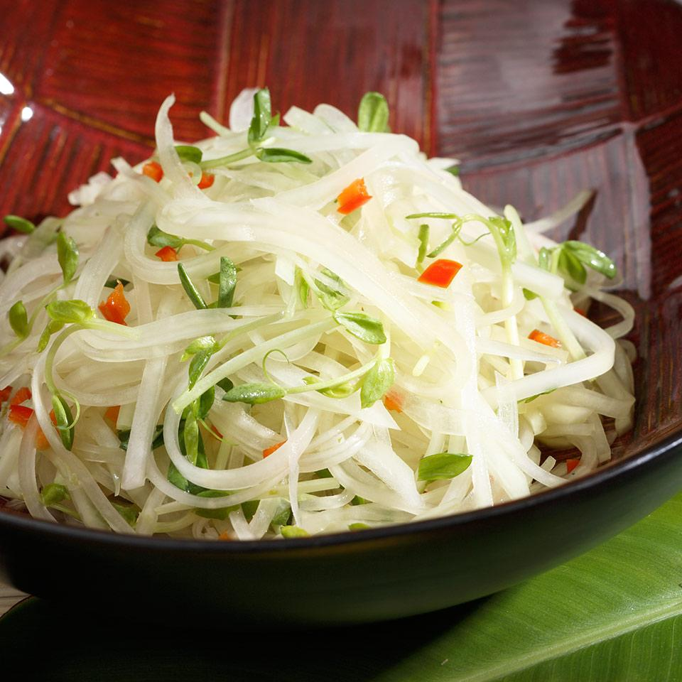 Green Papaya Salad David Patterson