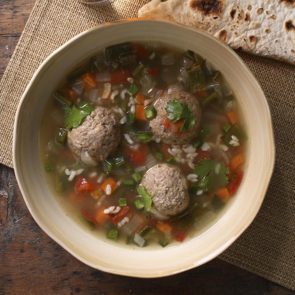 Turkey Albondigas Soup Jessie Price