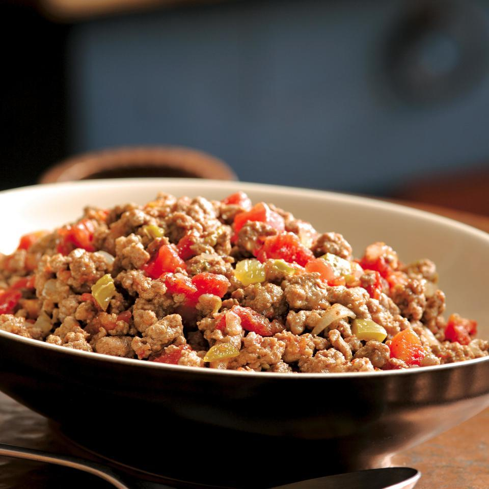 Lean & Spicy Taco Meat EatingWell Test Kitchen