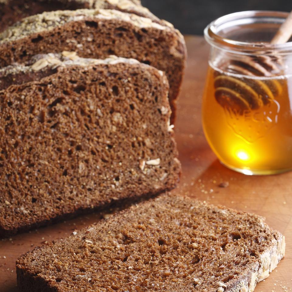 Multigrain Molasses Bread Nancy Baggett