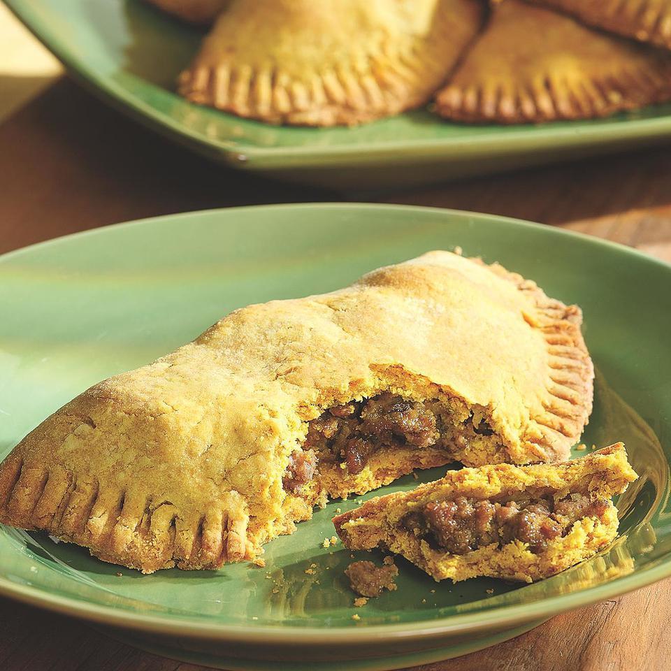 Jamaican Beef Patties Carolyn Malcoun
