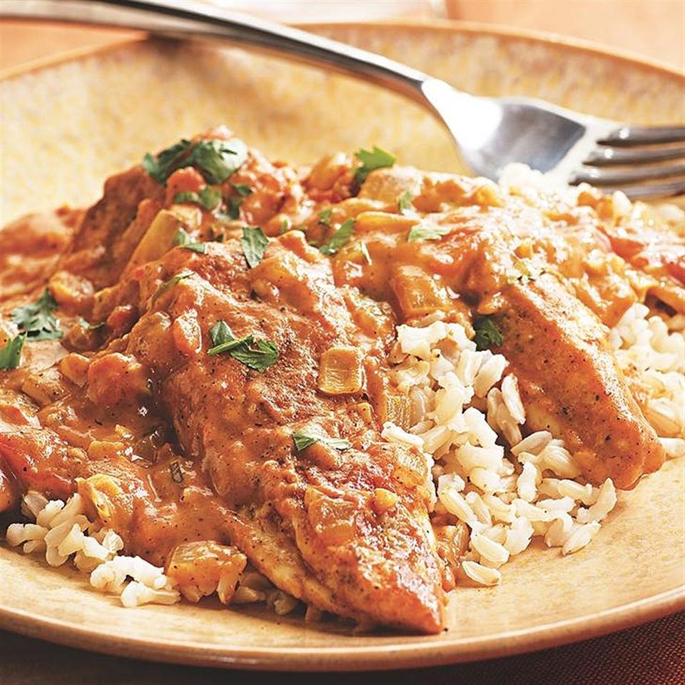 Quick Chicken Tikka Masala EatingWell Test Kitchen