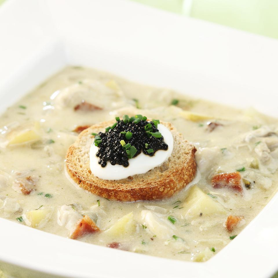 Oyster Stew EatingWell Test Kitchen