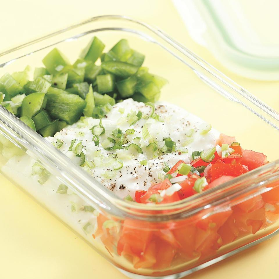 Cottage Cheese Salad EatingWell Test Kitchen