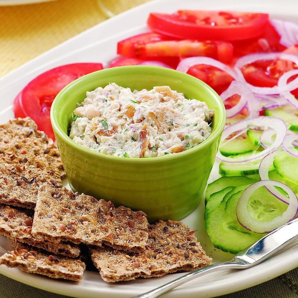 Smoked Trout Spread EatingWell Test Kitchen