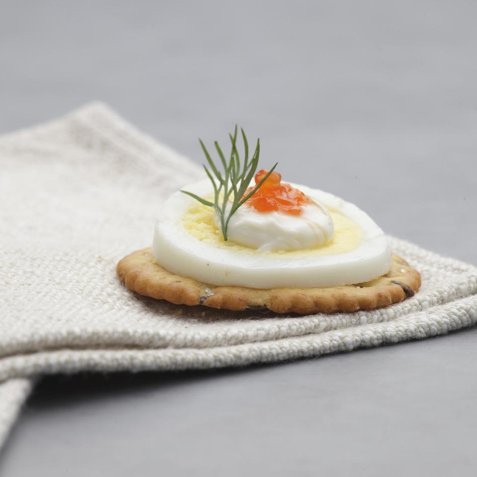 Caviar-Egg Gem EatingWell Test Kitchen